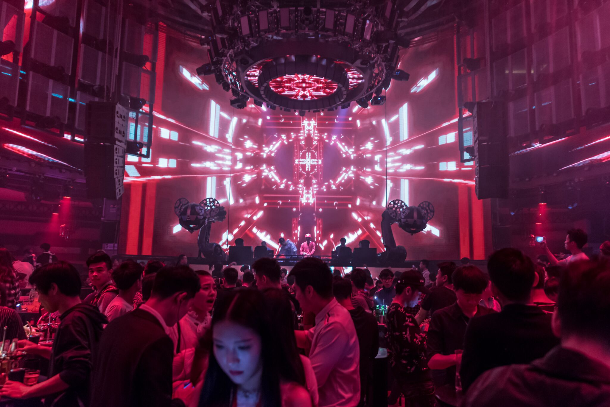 Uniline for the massive 0760 Club in China