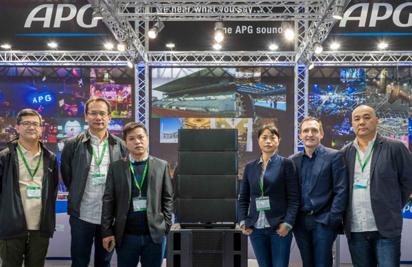 APG Strengthens Presence in Asia with New Distributor Appointments