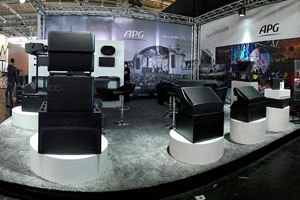 New Full Range of Subwoofers at Prolight + Sound 2017 in Frankfurt
