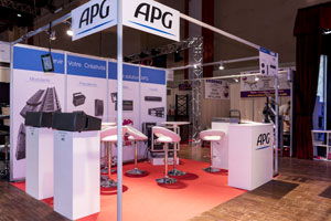 APG Previews New Line Arrays at the 2015 JTSE in Paris