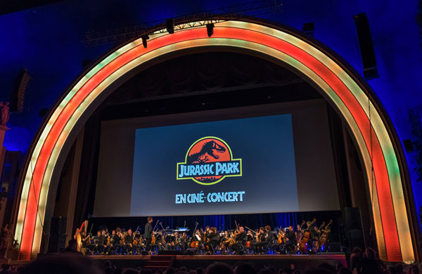Cinema-concert Jurassic Park - Grand REX