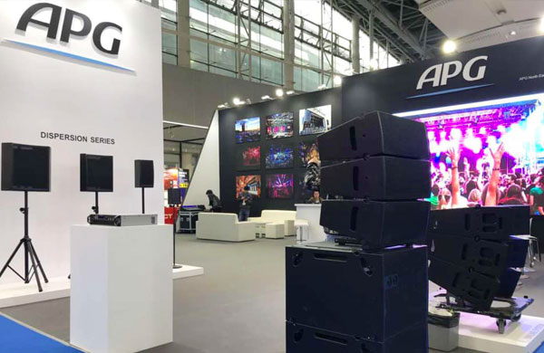Once again, APG is exhibitor at PL+S Guangzhou