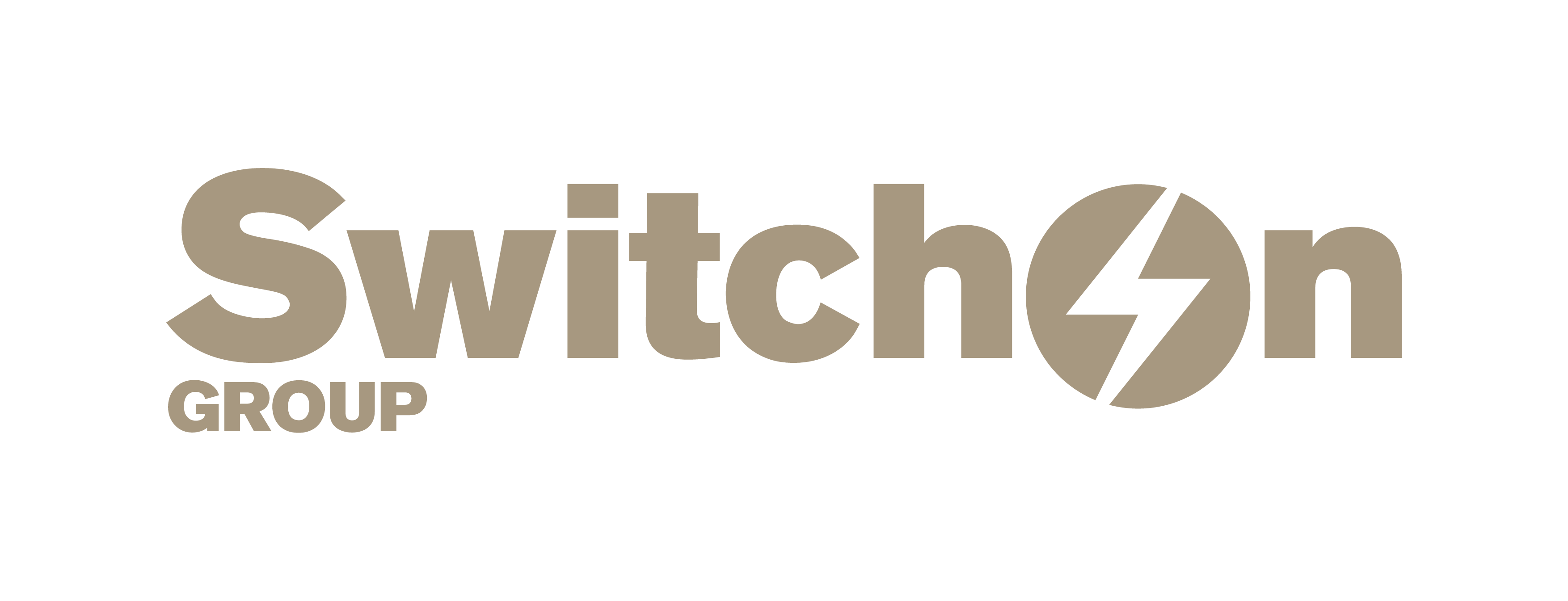 logo switchon group or 11