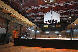 Doka modernizes the Gogol Theater in Moscow with APG