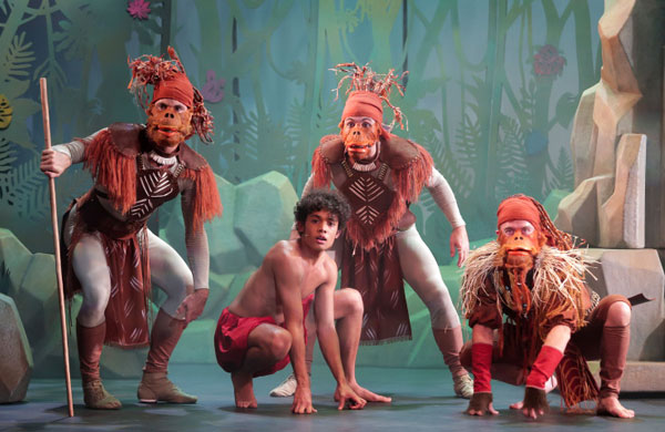 The Jungle Book - musical
